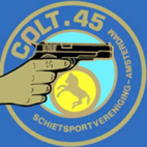 Nieuwe website Colt 45